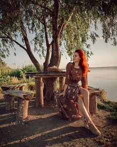 The sun seems to have a thing for red hair : SFWRedheads Red Hair, Redheads, Hipster, Bohemian, My Style, Pictures, Photos, People, Photography