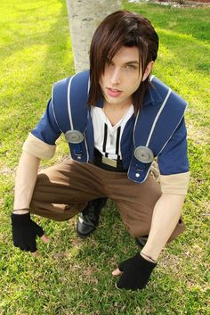 Laguna Loire - Final Fantasy cosplay