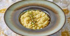 Rizottó milanese | Street Kitchen Risotto, Street, Cooking, Ethnic Recipes, Kitchen, Food, Kitchens, Essen, Meals