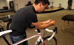 Go Aero On The Cheap (video, Triathlete, 07/2012)...aerobars, aero helmet, no bottles/cages on the frame