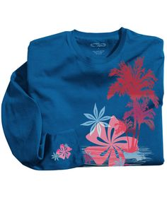 Stella - Pacific Long-Sleeve Mini T-Shirt