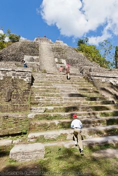 Ancient ruins of Lamanai, Belize | Patrick J Endres