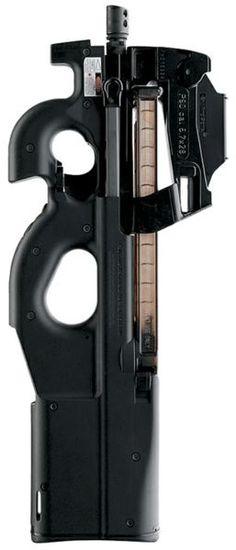 FN P90 - 5.7x28mm