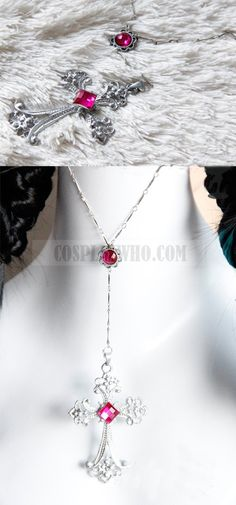 Diabolik Lovers Yui Komori Necklace | Cosplaywho.com