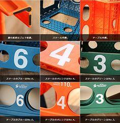 Amazon.co.jp: HOUSE USE PRODUCTS フォールディング スツール デルタ FOLDING STOOL Delta [ ブルー ]: ホーム&キッチン