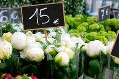 まさに、これ!パリのお花屋さんのイメージ!アレンジしない装花♡