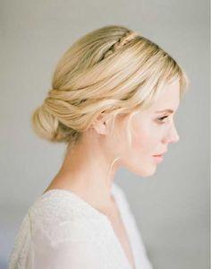 20 Bun Hairstyles for Weddings