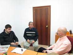 Entrevista al alcalde de Aldea del Fresno y un Regidor.