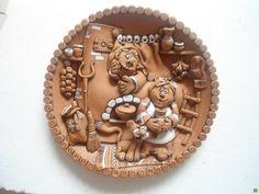 Сувенир из глины-3