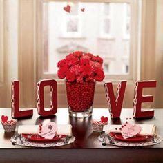 195 best Valentine Room Ideas images on Pinterest | Valentines day ...