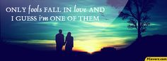 Here you can find some alternative about cute couple quote facebook cover timeline cover for your vacation with family or group. Description from holidaysoo.com. I searched for this on bing.com/images Funny Facebook Cover, Best Facebook Cover Photos, Facebook Timeline Covers, Cute Couple Quotes, Best Love Quotes, Amazing Quotes, Favorite Quotes, Fools Fall In Love, Timeline Cover Photos