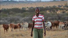 Un niño de 13 años crea un invento para impedir que los masái maten a más leones - http://www.renovablesverdes.com/nino-13-anos-crea-invento-impedir-los-masai-maten-mas-leones/