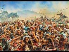 The Greco-Persian Wars refers to the conflict between Greece and Persia in the century BCE which involved two invasions by the latter in 490 and 480 BCE. Several of the most famous and significant battles in history were fought during