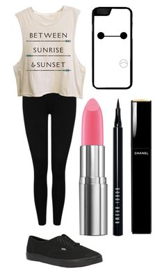 """""""Between sunrise and sunset"""" by imagine-youtubers ❤ liked on Polyvore featuring beauté, M&Co, Vans, Chanel et Bobbi Brown Cosmetics"""