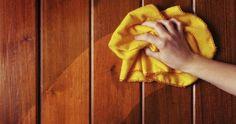 Így tarthatod újszerű állapotban a fa bútorokat és padlót