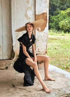 Photographed by Andoni & Arantxa for Grazia France