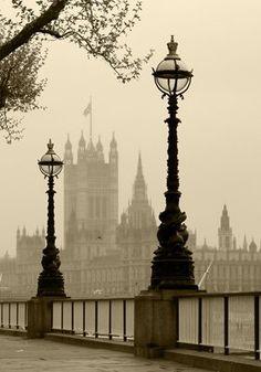 My heart belongs to London