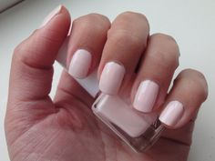 MUA Nail Polish Natural Days Nails