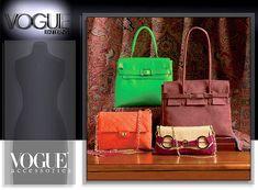 Vogue Patterns 7982 Hermes Birkin bag