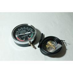 Συμπιεσόμετρο-Υποπιεσόμετρο Βενζίνης Βιδωτό AOK   electrictools.gr