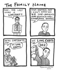 Comics by R.E. Parrish