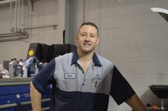 """My coworkers here are great. Everyone always has a great attitude. It is a great place to work, with a family type of atmosphere and management genuinely cares about the employees. ""  ~ Jason C. – Technician (8 Years)"
