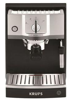 Krups Expert Pro Inox XP5620 - Cafetera espresso manual - Opinión
