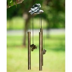 frog wind chimes | Lazy Frog