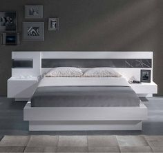 A comfy place doesn´t have to be boring! You can have a stylish bed and still sleep like an angel! Wardrobe Design Bedroom, Bedroom Closet Design, Bedroom Furniture Design, Bedroom Cupboard Designs, Luxury Bedroom Design, Home Room Design, Master Bedroom Design, Bed Furniture, Simple Bed Designs