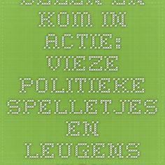 DELEN EN KOM IN ACTIE: VIEZE POLITIEKE SPELLETJES EN LEUGENS VAN RUTTE II EN DE EU | Stop de bankiers