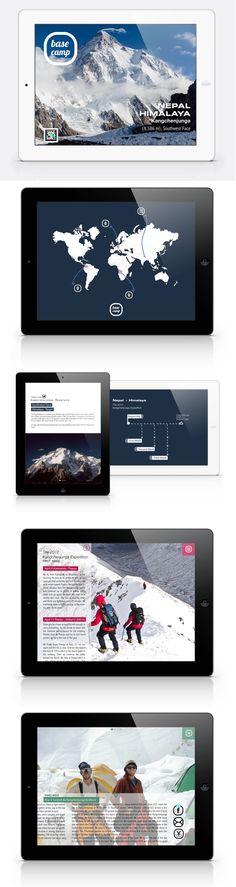 base camp Magazine for iPad #MagPlanet #TabletMagazine #DigitalMag