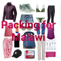 "Going to Malawi for the first time leads one to the very real ""what do I even pack? I had this very moment a couple of weeks ago and fortunately some research coupled with a bi… Handy Tips, Africa, Packing, Magic, Travel, Bag Packaging, Useful Tips, Viajes, Helpful Hints"