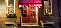 Bistro Romano Italian Restaurant Philadelphia. On Open Table top 100 romantic restaurants in U.S.