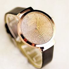 Simple Sands Starry Diamond Quartz Watch just $16.99 in ByGoods.com