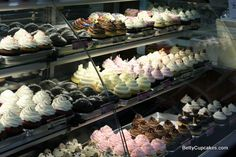 Cupcake Charlies in Plymouth, MA | BettyCupcakes.com #cupcakes #plymouth #massachusetts