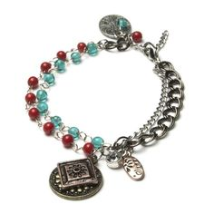 Boho Beauty Bracelet - This Prima Bead bracelet project was hand designed by our design team. [$0]