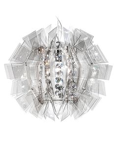 Crazy Diamond Chandelier by Slamp #modern #chandelier