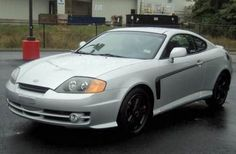 Cheapest Hyundai Tiburon 2003-2007 On Sale For Under $3000 (Brief Review)