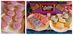 Willy Wonka with a Girly Twist , Candy Birthday Party Ideas | Photo 14 of 17 | Catch My Party