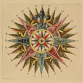 vintage compass | Compass Clipart EPS Images. 4995 compass clip art vector illustrations ...
