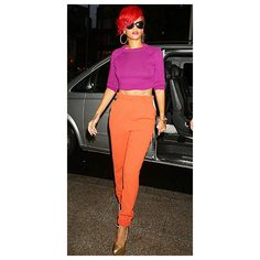FashionNirvana Top 10 Spring Must Have Looks ❤ liked on Polyvore featuring rihanna and pictures
