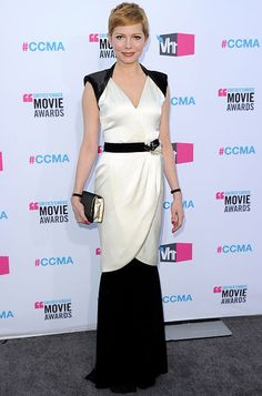 Michelle Williams, Critics' Choice Awards 2012 <3