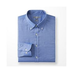 MEN Easy Care Slim Fit Oxford Long Sleeve Shirt