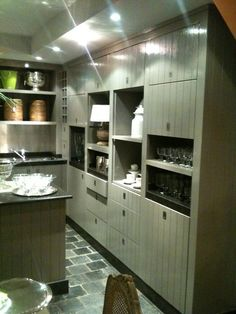 Kitchen Cabinet configuration for garage wall?