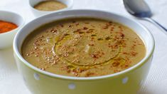 Reteta Supa de linte in stil marocan -  JamilaCuisine Baby Food Recipes, Soup Recipes, Gluten Free Recipes, Vegan Vegetarian, Vegetarian Recipes, Healthy Recipes, Healthy Food, Good Food, Yummy Food