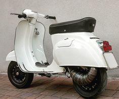 Vespa Px, Vespa Scooters, Vespa Smallframe, Best Scooter, Bike Ideas, Respect, Restoration, Motorcycles, Porn