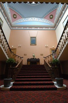 haigh hall staircase - Google Search
