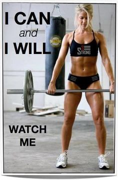 I can and I will #fitfluential