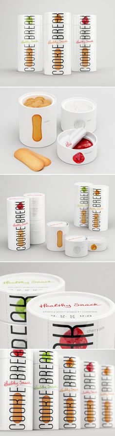 Cookie Break - student project from Russia PD Medical Packaging, Honey Packaging, Fruit Packaging, Cookie Packaging, Food Packaging Design, Bottle Packaging, Pretty Packaging, Packaging Design Inspiration, Brand Packaging