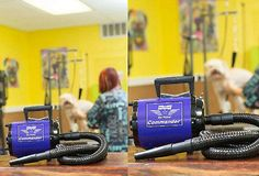Dryers 146240: Metro Vac Air Force Commander Color Purple Aftd-2P 2Speed Dog Pet Grooming Dryer -> BUY IT NOW ONLY: $163.95 on eBay!
